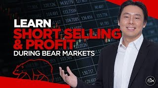 Learn Short Selling & Profit During Bear Markets by Adam Khoo