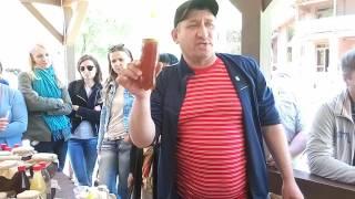 Абхазия, проверка меда, мастер продаж :D