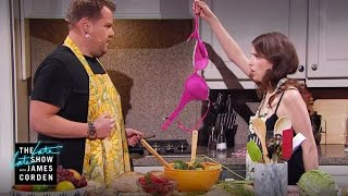 Soundtrack to a Love Story w/ Anna Kendrick by : The Late Late Show with James Corden