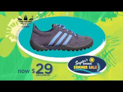Snyder's Shoes Now 3 Summer Sale 2016