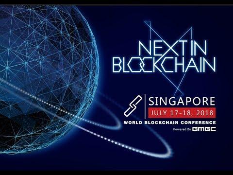Keynote: The Future of Blockchain in an Interconnected World - Achain - WBCSG2018