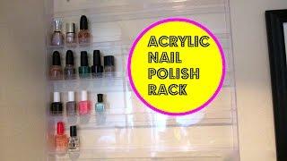 Acrylic Nail Polish Rack Thumbnail