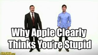 Why Apple Clearly Thinks You