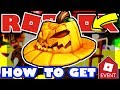 [EVENT] How To Get the Pumpkin Fedora - Roblox 2018 Halloween Event Tutorial - Jack O Lantern Fedora