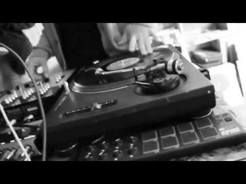 """Hanf Kung - Ööbikööskoosöökullidega """"Kuu poest Balti Jaamani"""" mixtape / Kevad 2015"""