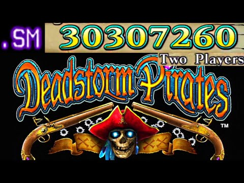DeadStorm Pirates - 2 Players - No Damage ALL - 30.3 Million