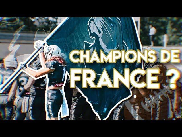 CHAMPIONS DE FRANCE ? 🏈- LA FINALE PART. 2