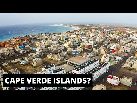 Cape Verde. What's Inside?