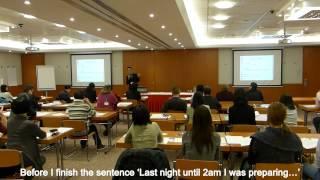 中東欧日本語教育研修会2015