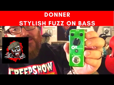 Cheap and easy! Donner Stylish Fuzz