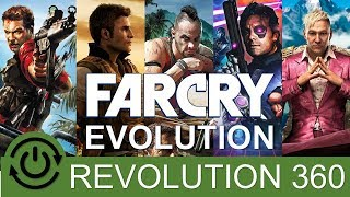 Far Cry Graphics and Gameplay Evolution Xbox 360 (2006-2014)