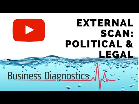 How to review political and legal factors that affect your business