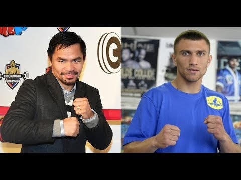 Vasyl Lomachenko Must Fight At 147 To Be Equal To or Greater Than ....
