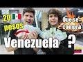 Cuantos son 20 pesos Mexicanos en Bolívares  ¡SITUACIÓN ACTUAL en VENEZUELA!