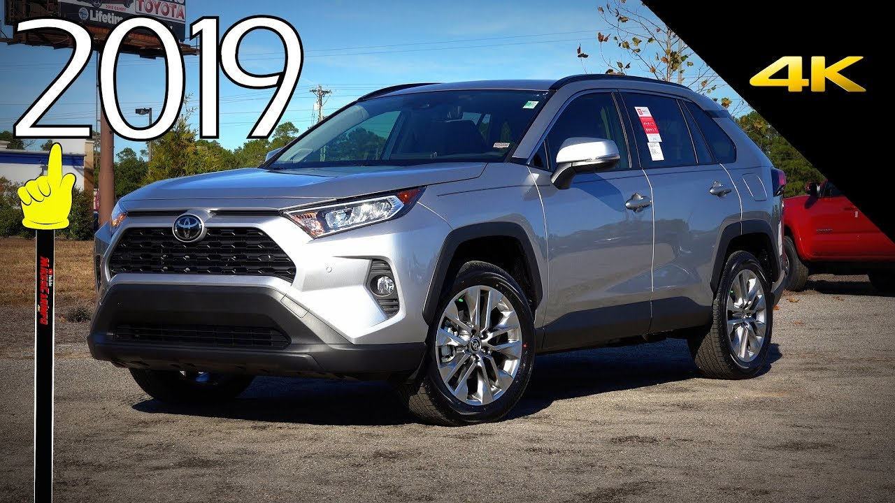 2019 Toyota Rav4 Xle Premium Ultimate In Depth Look In 4k Youtube