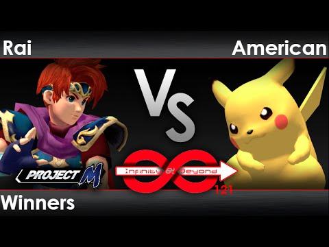 IaB! 121 - SS | Rai (Roy) vs SS | American (Pika) Winners - PM