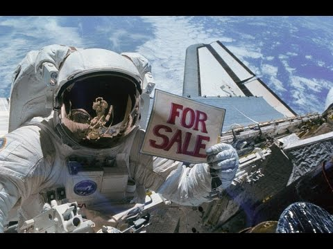 Sometimes even astronauts accidentally tell the truth - Flat Earth thumbnail