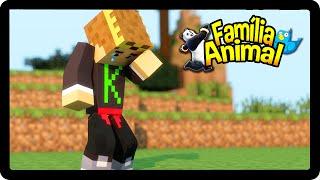 Minecraft : MUITO TRISTE !! ACONTECEU UMA TRAGÉDIA - FAMÍLIA ANIMAL #38