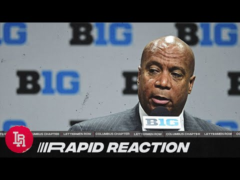 Big Ten: Kevin Warren, presidents won't reconsider football postponement