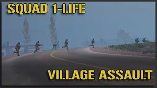 Comms Were a ClusterF (Squad Ops 1-Life Event) - 40v40 Squad Gameplay