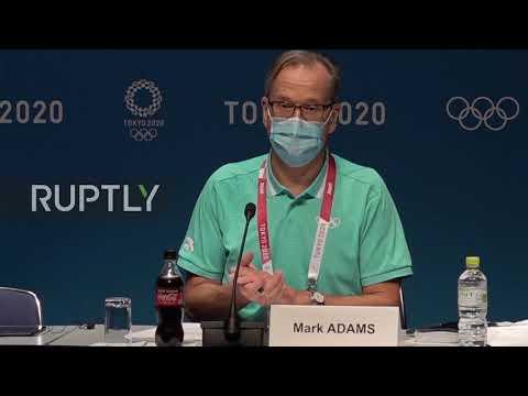 Japan: Belarusian athlete Tsimanouskaya safe, in hands of authorities - IOC