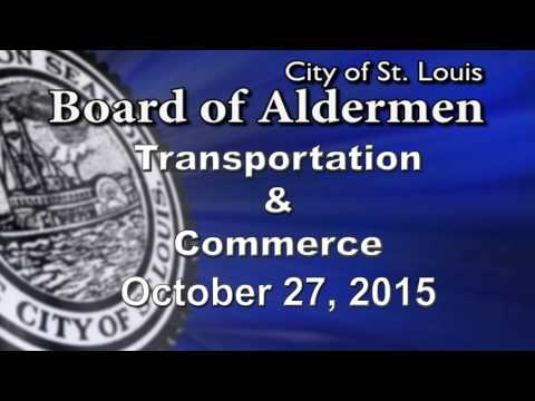 Transportation and Commerce  10/27/2015