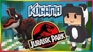 Kogama - Jurassic Park.