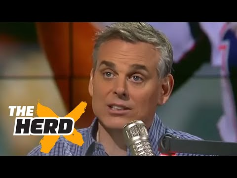 Colin Cowherd Previews NFL Divisional Weekend | THE HERD