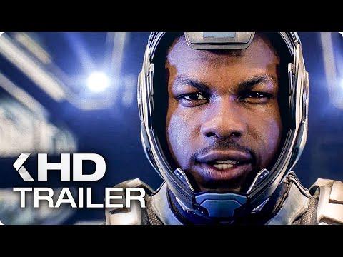 PACIFIC RIM 2: Uprising Teaser Trailer (2018)