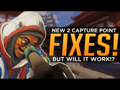 Overwatch: MORE Assault FIXES! - No More Instant Losses!