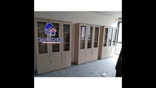 Bán Tủ tài liệu gỗ 3 cánh kính giá 1,9 triệu tại nội thất Đăng Khoa
