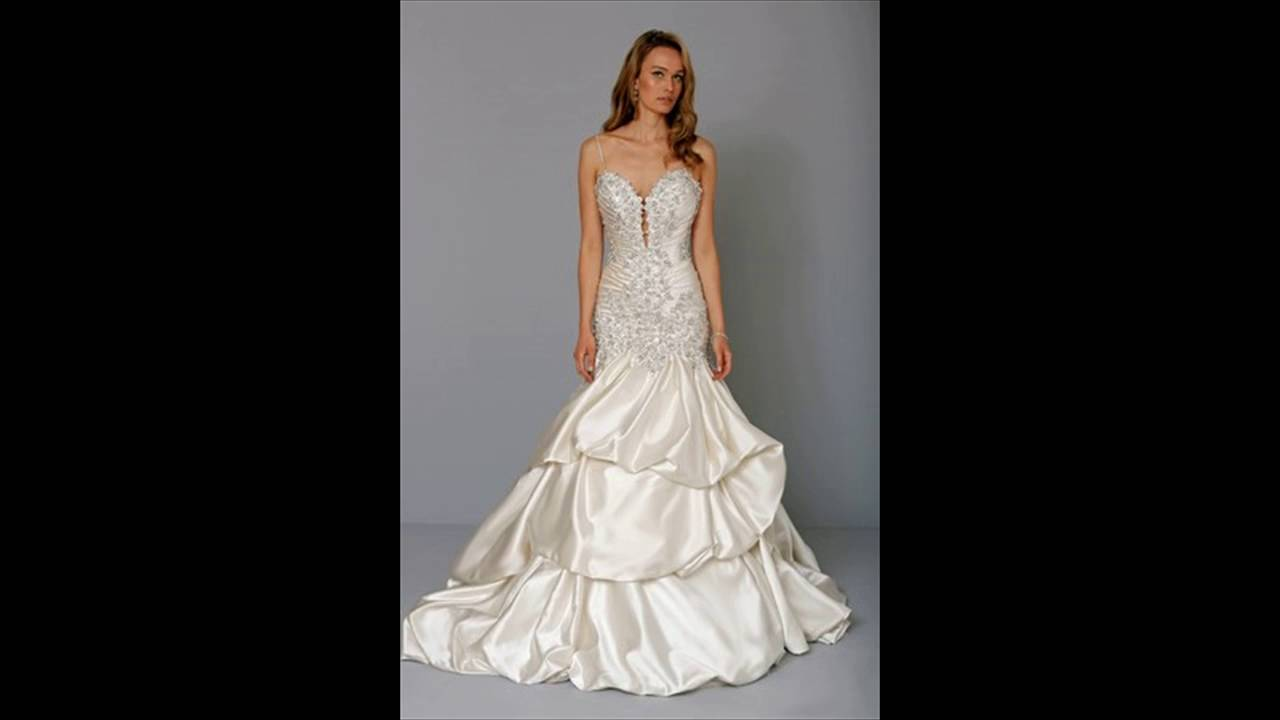 The World 39 S Most Expensive Wedding Dresses Youtube