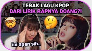 TEBAK LAGU K-POP DARI PART RAPNYA DOANG! BISA GAK?    Bora Quiz