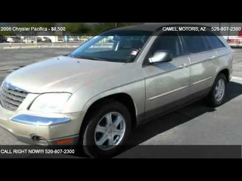 2006 Chrysler Pacifica Touring For Sale In Tucson Az 85714 Youtube