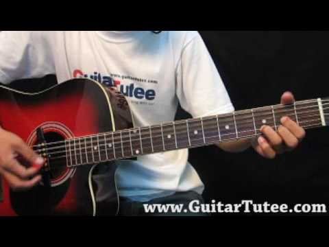 James Morrison - Undiscovered, by www.GuitarTutee.com