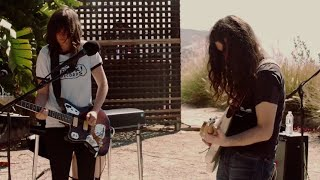 Courtney Barnett and Kurt Vile - On Script (Sea Lice by the Seaside Live)