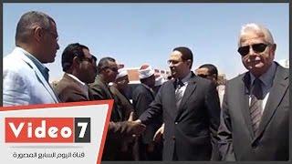 بالفيديو.. افتتاح مقر مديرية التنظيم والإدارة بتكلفة 4 مليون جنية بجنوب سيناء