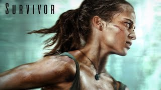 Lara Croft Tomb Raider - Survivor