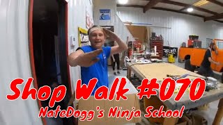 Creative Rods Shop Walk #070   Natedogg's Ninja School