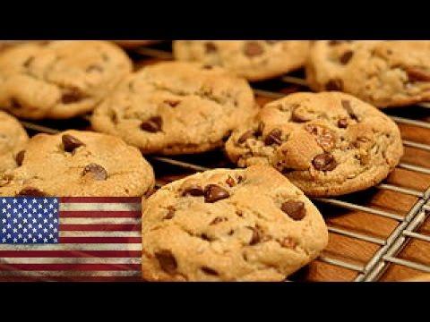 Cookies backen: leckeres Amerikanisches Rezept soo einfach und soo lecker!!!