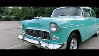 1955 Chevy 2 dr. Sedan