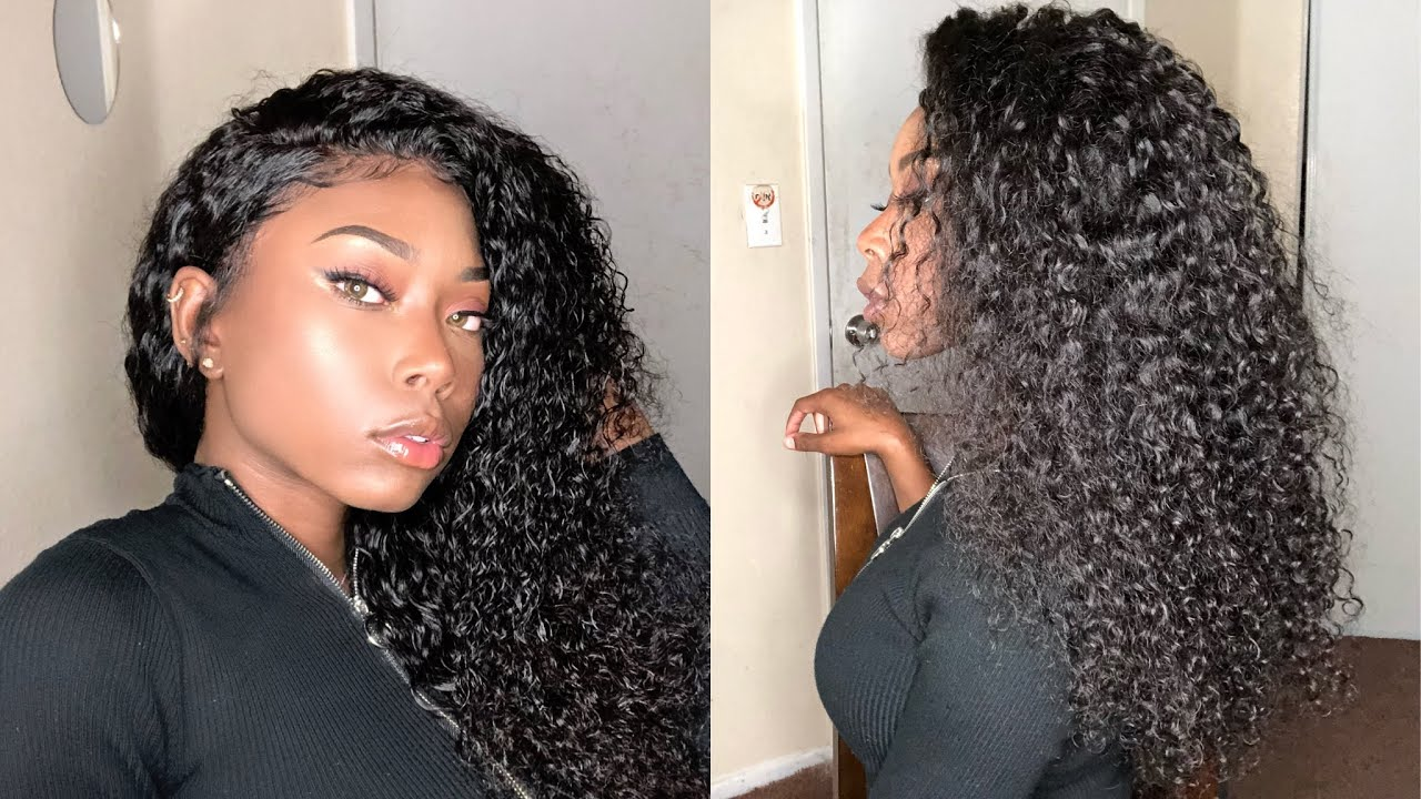 How To Make My Lace Frontal Look Natural Baby Hairs Ft Ms Buy