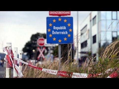 Avusturya-Almanya sınırında yeni göç...