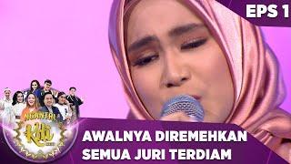 Awalnya Ratu Jelita diremehkan, Saat Nyanyi Semua Juri Terdiam - Ngantri KDI 2020 (27/7)