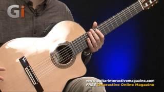 Admira Virtuoso 2147 CE Guitar Review | Guitar Interactive magazine