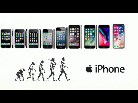 when did the iphone 1 come out iphones utveckling fr 229 n iphone 1 till iphone x 20581