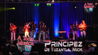 """Principez De Tuzantla, Mich. Entrevista & """"El Amanecido"""" 3/14/2015"""