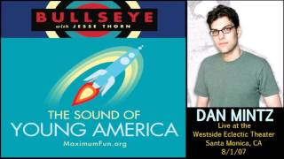 Dan Mintz Stand Up - Live in Santa Monica, CA 8/1/07 - The Sound Of Young America Podcast