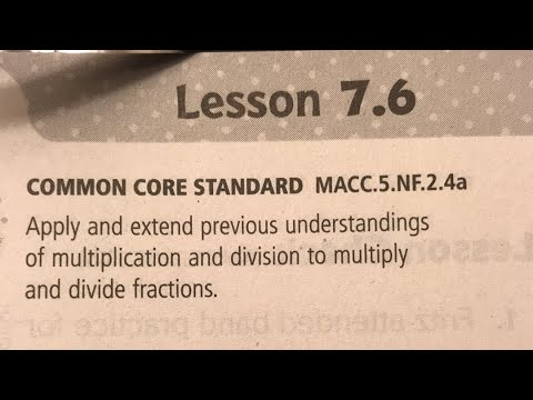 Go Math Lesson 7 6