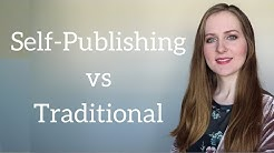 Self-Publishing vs Traditional: What's best for your first book?